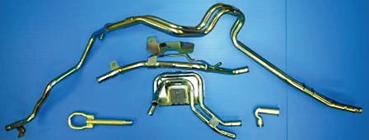 发动机冷却・加热器・制动器管部等